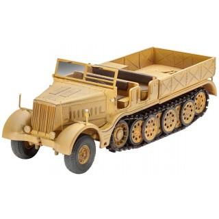 "Plastic ModelKit military 03141 - Sd.Kfz. 9 ""FAMO"" (1:72)"