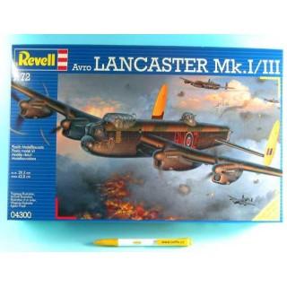 Plastic ModelKit letadlo 04300 - Avro Lancaster Mk.I/III  (1:72)