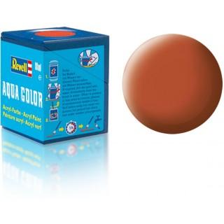 Barva Revell akrylová - 36185: matná hnědá (brown mat)