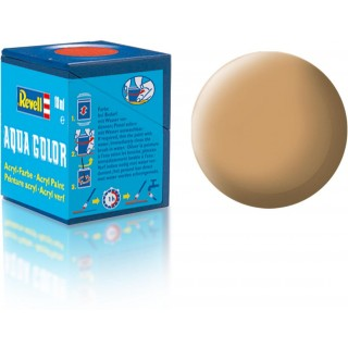 Barva Revell akrylová - 36117: matná africká hnědá (africa brown mat)