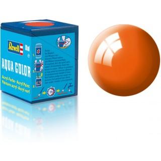 Barva Revell akrylová - 36130: leská oranžová (orange gloss)