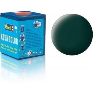 Barva Revell akrylová - 36140: matná černozelená (black-green mat)