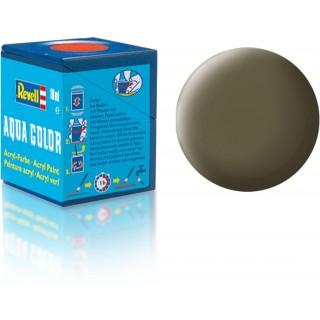 Barva Revell akrylová - 36146: matná olivová NATO (nato olive mat)