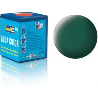 Barva Revell akrylová - 36148: matná mořská zelená (sea green mat)