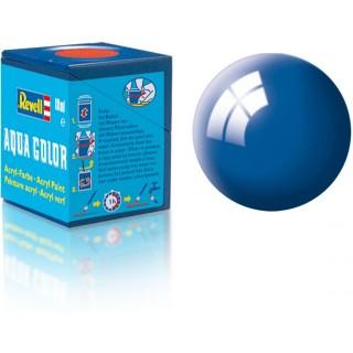 Barva Revell akrylová - 36152: lesklá modrá (blue gloss)