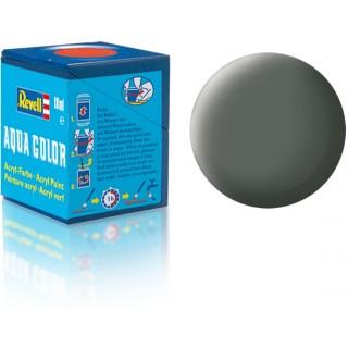 Barva Revell akrylová - 36166: matná olivově šedá (olive grey mat)