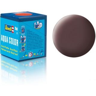 Barva Revell akrylová - 36184: matná koženě hnědá (leather brown mat)