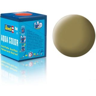 Barva Revell akrylová - 36186: matná olivově hnědá (olive brown mat)
