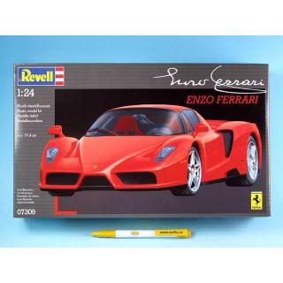 "Plastic ModelKit auto 07309 - Ferrari ""Enzo"" (1:24)"