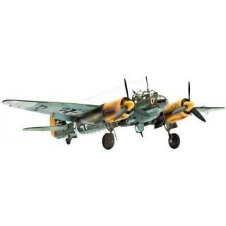"Plastic ModelKit letadlo 04672 - Junkers Ju 88 A-4 ""Bomber"" (1:72)"