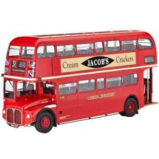 Plastic ModelKit autobus 07651 - LONDON BUS (1:24)