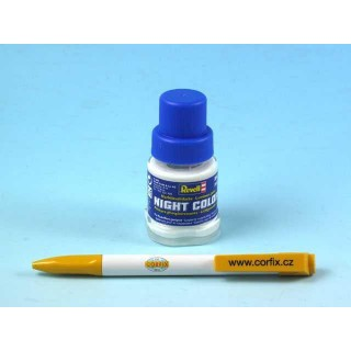 Night Color 39802 - foskoreskující barva 30ml
