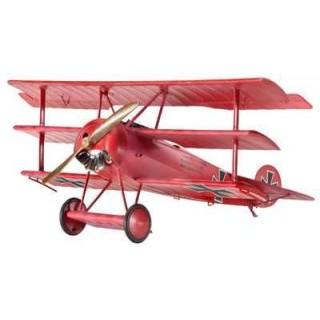 ModelSet letadlo 64682 - Fokker Dr.I Triplane (1:48)