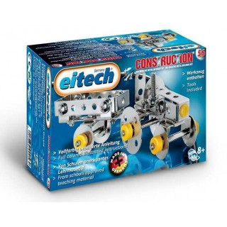 EITECH Starter box - C56 Tractor with Trailer