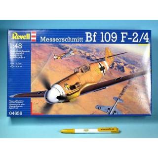 Plastic ModelKit letadlo 04656 - Messerschmitt Bf109 F-2/4 (1:48)