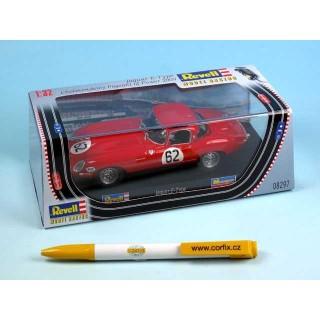 Slot Cars auto 08297 - Jaguar E-Type Cholmondeley Pageant of Power 2009 (1:32)