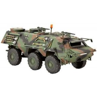 Plastic ModelKit military  03114 - TPz 1 FUCHS A4 (1:72)