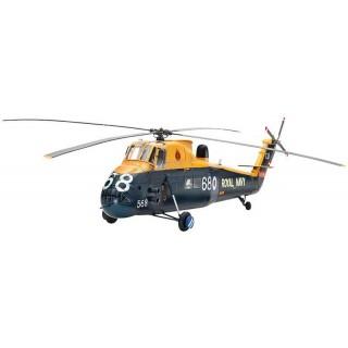 Plastic ModelKit vrtulník 04898 - Westland Wessex HAS Mk.3 (1:48)