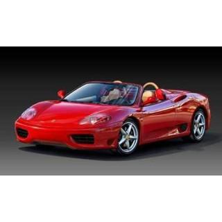 Plastic ModelKit auto 07085 - Ferrari 360 Spider (1:24)