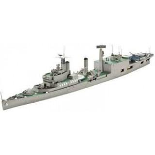 Plastic ModelKit loď 05116 - H.M.S. Tiger (1:700)