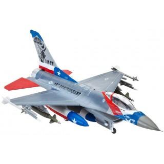 ModelSet letadlo 63992 - F-16C USAF  (1:144)