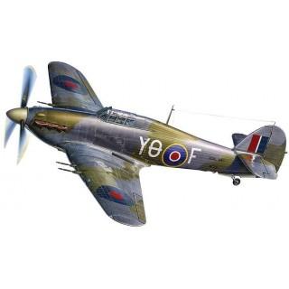 Plastic ModelKit letadlo 03985 - Sea Hurricane Mk.II C (1:72)