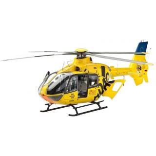 Plastic ModelKit vrtulník 04659 - Eurocopter EC135 (1:32)