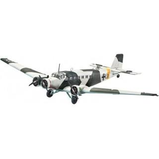 Plastic ModelKit letadlo 04843 - Junkers Ju52/3m (1:144)
