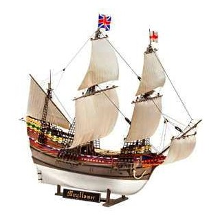 Plastic ModelKit loď 05486 - Mayflower (1:83)