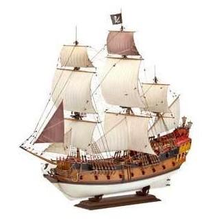 Plastic ModelKit loď 05605 - Pirate Ship