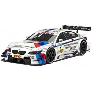 """Plastic ModelKit auto 07082 - BMW M3 DTM 2012 """"Martin Tomczyk"""" (1:24)"""