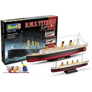 "Gift-Set 05727 - ""Titanic"" (1:700 + 1:1200)"