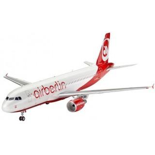 ModelSet letadlo 64861 - Airbus A320 AirBerlin (1:144)