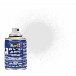 Barva Revell ve spreji - 34102: matná čirá (clear mat)