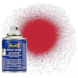 Barva Revell ve spreji - 34136: matná karmínová (carmine red mat)