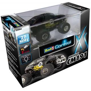 Mini RC autíčko REVELL 23504 - Truck CM191 černý