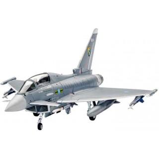 Plastic ModelKit letadlo 04879 - Eurofighter Typhoon Twinseater (1:144)