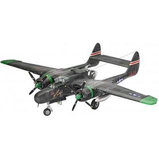 Plastic ModelKit letadlo 04887 - P-61B Black Widow (1:48)