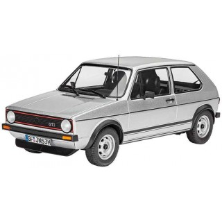 Plastic ModelKit auto 07072 - VW Golf 1 GTI (1:24)