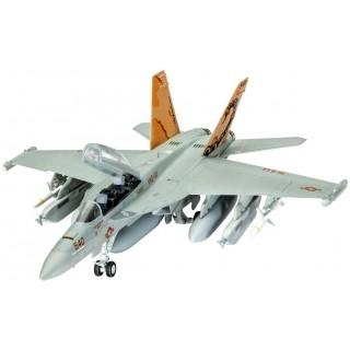 Plastic ModelKit letadlo 04904 - EA-18G Growler (1:144)