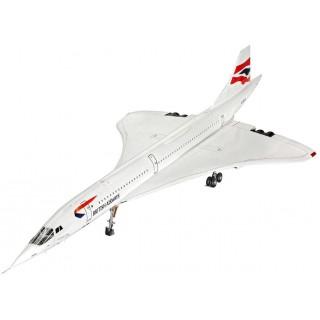 Plastic ModelKit letadlo 04997 - Concorde British Airways (1:72)