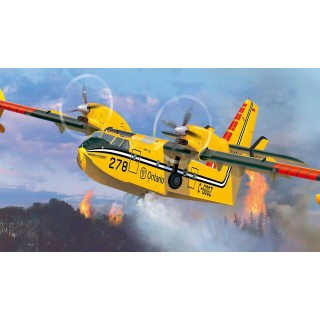 Plastic ModelKit letadlo 04998 - Canadair BOMBADIER CL-415 (1:72)