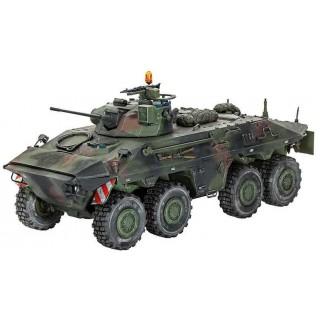 Plastic ModelKit tank 03036 - SpPz 2 Luchs A1/A2 (1:35)