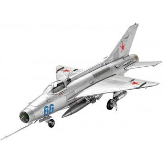 Plastic ModelKit letadlo 03967 - MiG-21 F.13 (1:72)