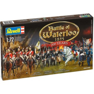 Plastové figurky 02450 - Battle of Waterloo 1815 (1:72)