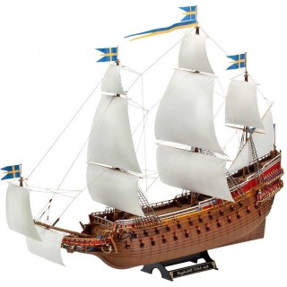 "Gift-Set 05719 - Royal Swedish Warship ""VASA"" (1:150)"
