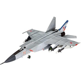 Plastic ModelKit letadlo 03969 - MiG-25 Foxbat (1:144)