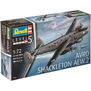 Plastic ModelKit letadlo 04920 - Avro Shackleton AEW2 (1:72)