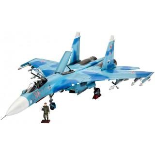 Plastic ModelKit letadlo 04937 - Sukhoi Su-27SM (1:72)