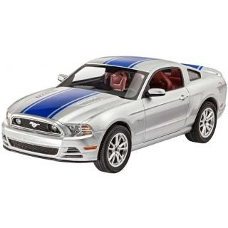 Plastic ModelKit auto 07061 - 2014 Mustang GT (1:25)